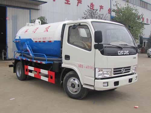 火狐体育官网注册牌SZD5040GXW5型吸污车