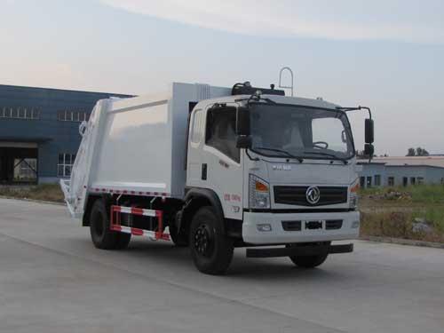 火狐体育官网注册牌SZD5167ZYSE5型压缩式垃圾车