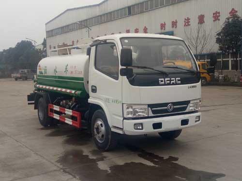 火狐体育官网注册牌SZD5046GSS5型洒水车