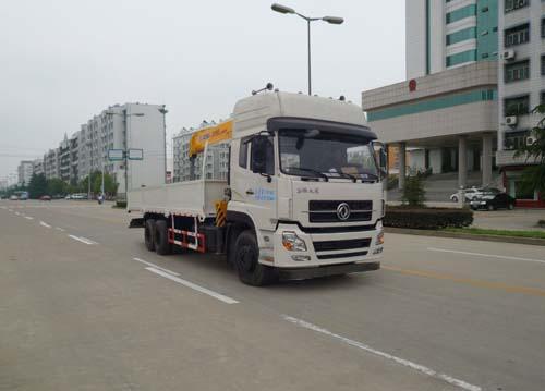 炎帝牌SZD5250JSQD4型隨車起重運輸車