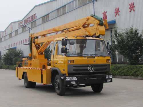火狐体育官网注册牌SZD5108JGKE4型高空作业车