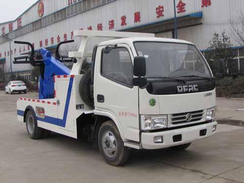 火狐体育官网注册牌SZD5070TQZ4型清障车