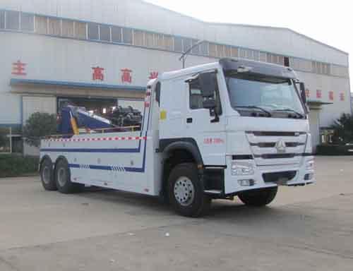 火狐体育官网注册牌SZD5250TQZZ4型清障车