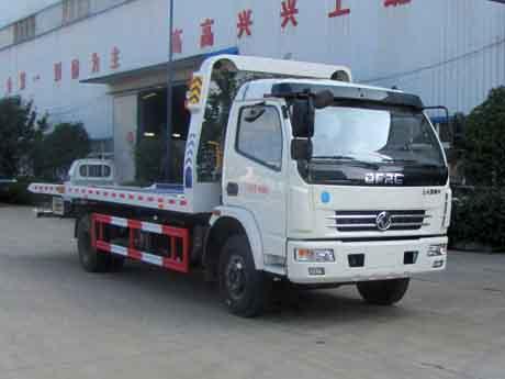 火狐体育官网注册牌SZD5092TQZDA4型清障车