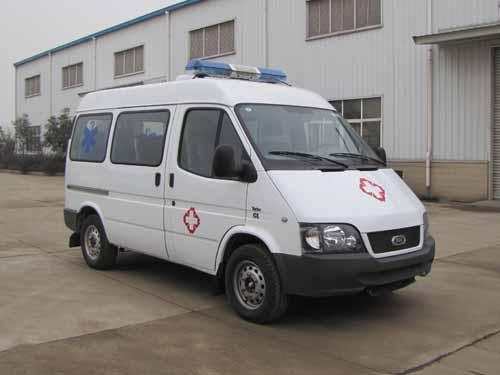 火狐体育官网注册牌SZD5047XJHJ型救护车