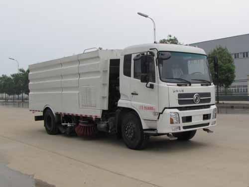 火狐体育官网注册牌SZD5165TXSD5型洗扫车
