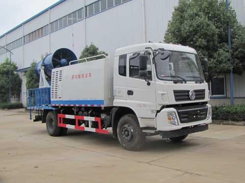 火狐体育官网注册牌SZD5160TDYED5型多功能抑尘车