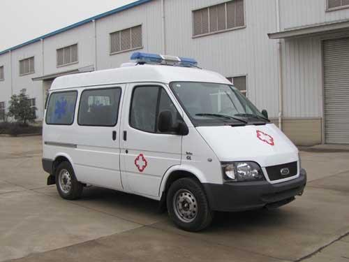 火狐体育官网注册牌SZD5046XJHJ型救护车