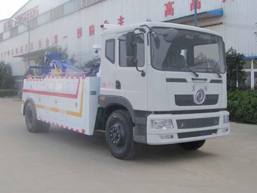 火狐体育官网注册牌SZD5160TQZEZ5型清障车