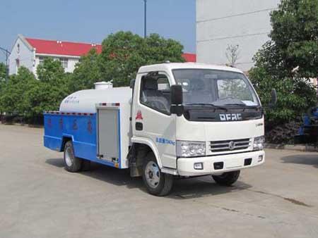 火狐体育官网注册牌SZD5070GQX5型清洗车