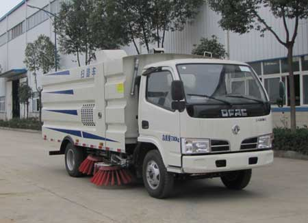 火狐体育官网注册牌SZD5070TSL5型扫路车