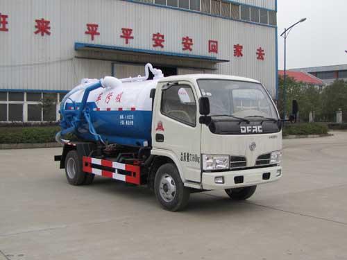 火狐体育官网注册牌SZD5070GXW5型吸污车