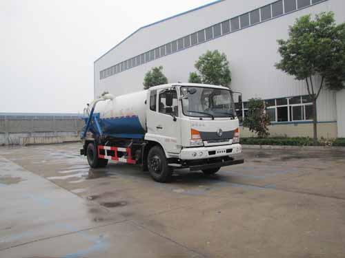 火狐体育官网注册牌SZD5161GXWE5型吸污车
