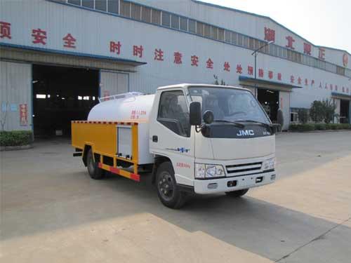 火狐体育官网注册牌SZD5060GQXJ5型清洗车