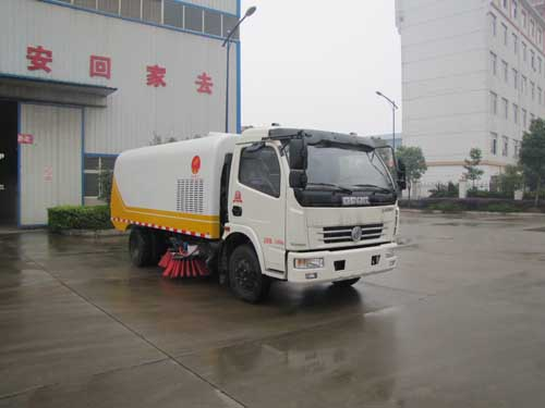 火狐体育官网注册牌SZD5110TSL5型扫路车