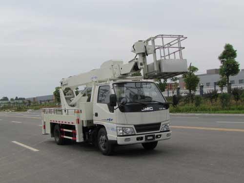火狐体育官网注册牌SZD5041JGKJ5型高空作业车