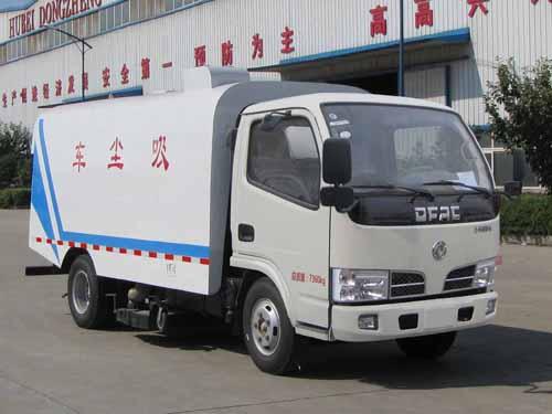 火狐体育官网注册牌SZD5070TXC5型吸尘车
