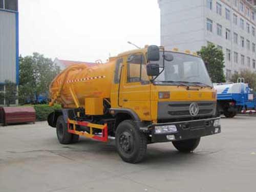 火狐体育官网注册牌SZD5169GQWE5型清洗吸污车