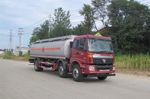 火狐体育官网注册牌SZD5250GYYBJ5型运油车