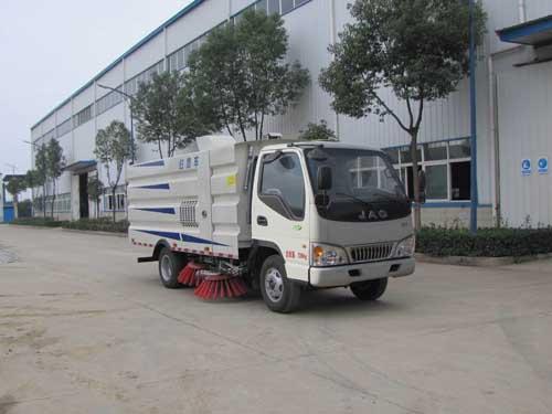 火狐体育官网注册牌SZD5070TSLHF5型扫路车