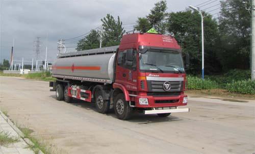 火狐体育官网注册牌SZD5311GYYBJ5型运油车
